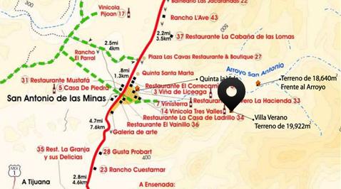 Villa Verano Properties For Rent In Ruta Del Vino